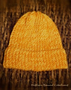 How to Make a Brim - Loom a Hat accc477357d