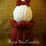 Loom Knitting Video - Doll