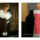 Loom Knit Doll Cloths