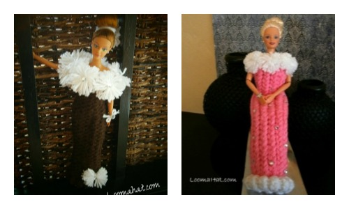 Knitting Doll Clothes Easy Loom Knitting Project