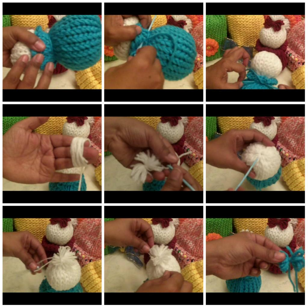 Loom-Knit-Dolls