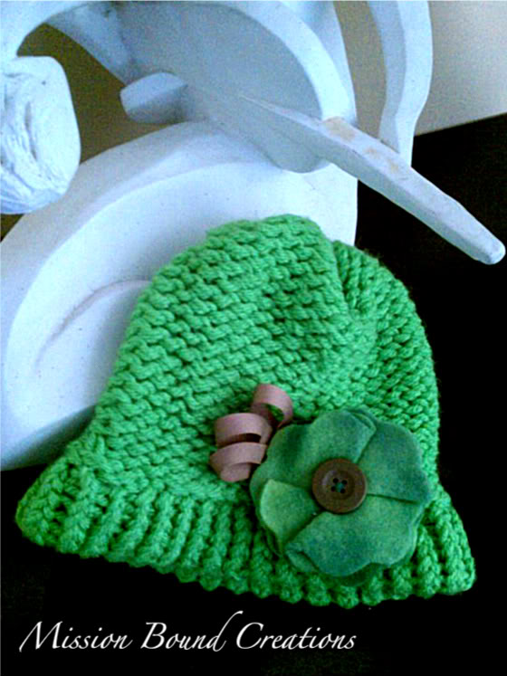 Loom Knitting Hat Patterns For Beginners : Home loomahat
