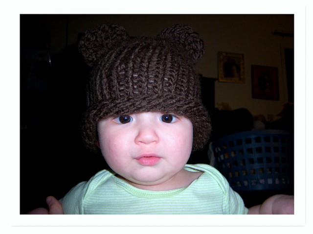 How To Loom Knit A Preemie Hat For A Baby Loomahat