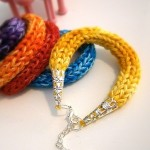 Loom Knit Jewelry