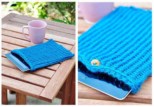 Ipad Case Loom Knit 5 Loomahat