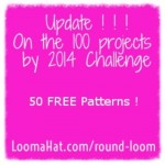 Update on the 100 Projects by 2014