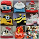 Cute Baby Hats – a Gallery of Pictures & FREE Patterns