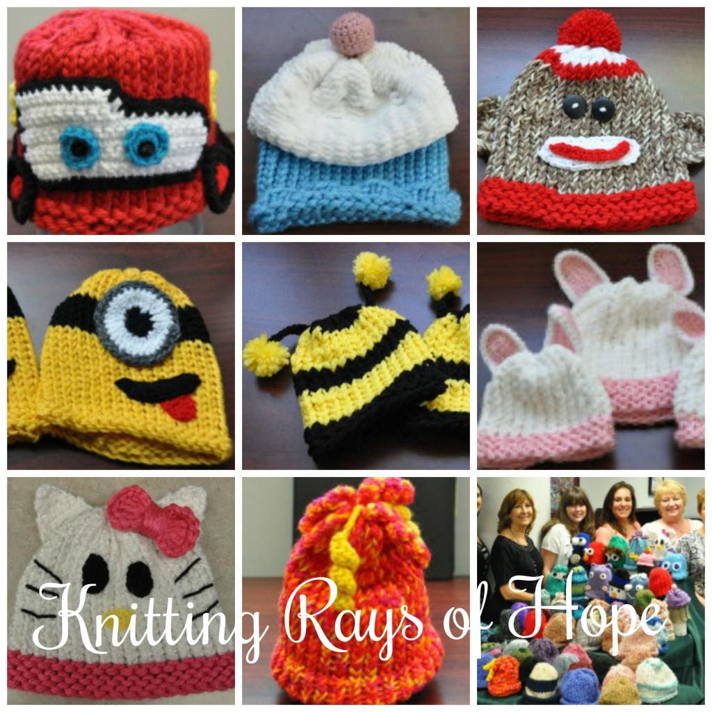 Knitting Loom Patterns Baby Hats : Cute Baby Hats - Pictures and Free Patterns - LoomaHat.com