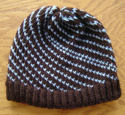 Knitting Loom Hat Stitches : Loom Hat Patterns - 65 FREE Patterns - LoomaHat.com