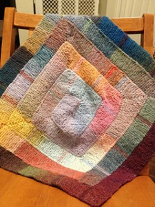 10-Stitch Blanket FREE Loom Pattern