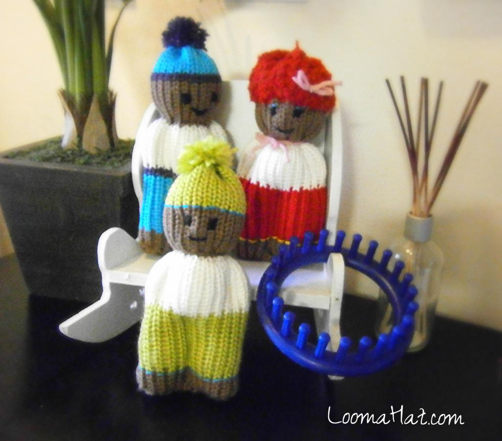 Free Knitting Patterns For Charity Items : No Face Doll - Good or Bad Idea?