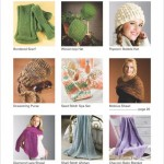 Book- Learn New Stitches-Page