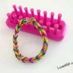 Rainbow Loom Bracelet Fishtail