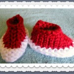 Ankle Baby Booties