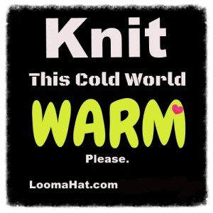 knit the world