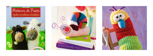Spanish Knitting Books