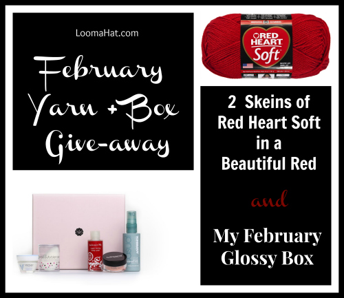Yarn Giveaway February 2014