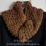 knit with two strands