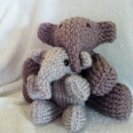 Free Knitting Patterns Stuffed Toys : Loom Knit Stuffed Animals Free Patterns - LoomaHat.com