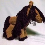Stuffed Animals Horse