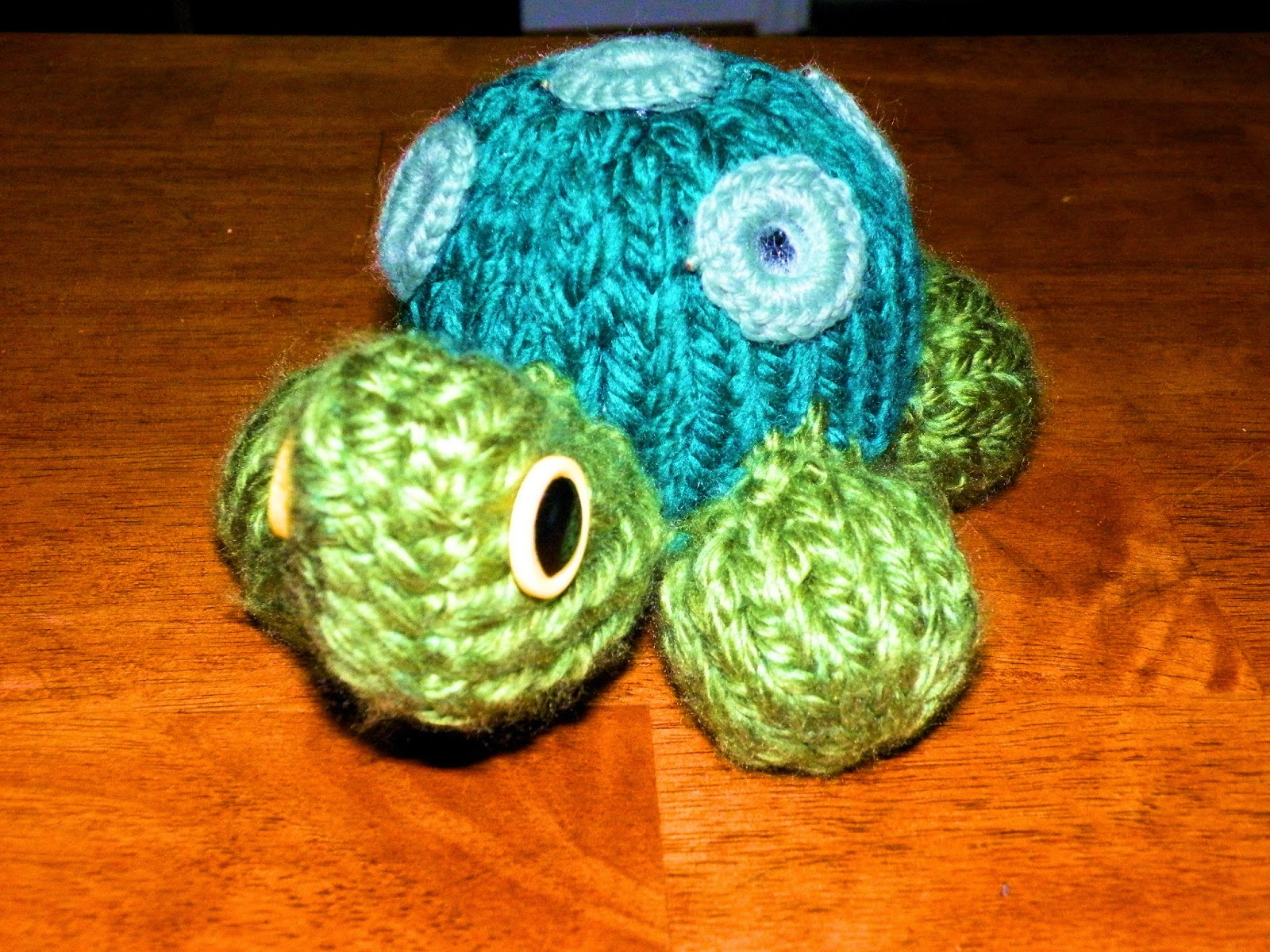 Turtle Stuffed Animal Pattern - LoomaHat.com