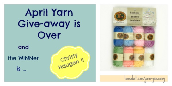 Yarn-giveaway-Winner- April-2014