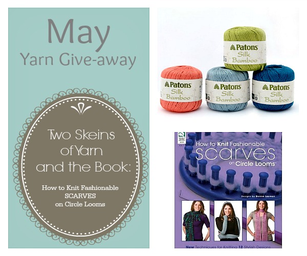 Yarn Giveaway May 2014