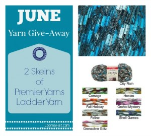 Yarn Giveaway June 2014