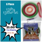 Knifty Knitter Loom Set with Slim Jim