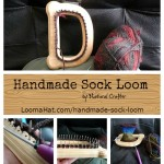 Handmade Sock Loom – Adjustable and Easy to Make