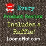 Product Reviews Now Include a Raffle