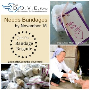 Send Knitted bandages