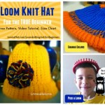 Loom Knitting Hat for Beginners