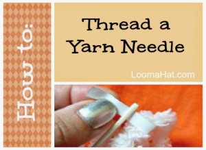 Thread a Yarn Needle