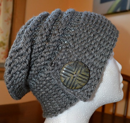 The City Slouch Hat Video Tutorial
