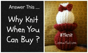 Why knit
