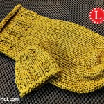 Baby Cocoon and Hat – 4 Free Patterns with Video Tutorial