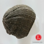 Rib Stitch Hat for Men and Women