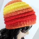 Ombre Beanie Hat Pattern