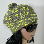 Mock Crochet Hat Free Pattern and Video