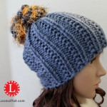 Farrow Stitch Hat Pattern and Video