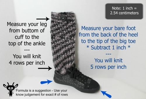 Loom Knit Sock Boots Pattern And Video Loomahat