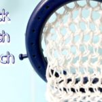 Mock Mesh Stitch Tutorial