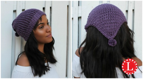 Loom Knitting Pattern Headband : Headband Scarf Free Pattern and Video - LoomaHat.com