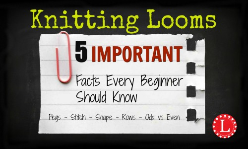 Knitting Looms Facts
