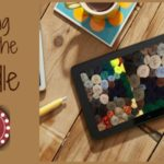 Knitting with Kindle – One of my Favorite Knitting Tools