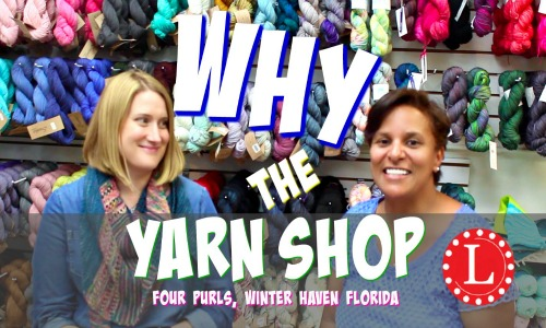Why the Yarn Shop