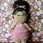 Cupcake Skirt Dolls Loom Knitting Pattern Video