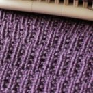 Rambler Stitch on the Loom