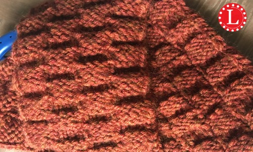 Basic Basket Weave Scarf Pattern And Video Loomahat Com
